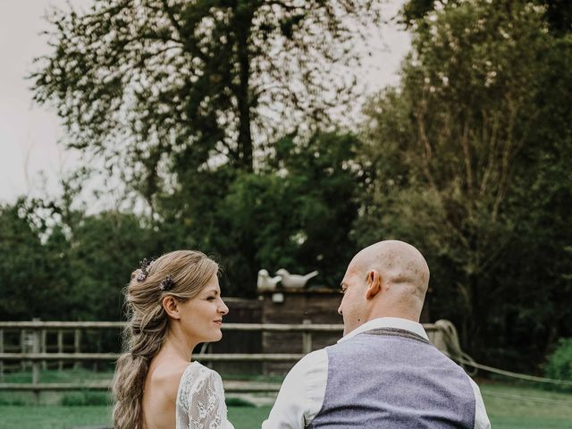 Il matrimonio di Deborah e Antonio a Gornate-Olona, Varese 56