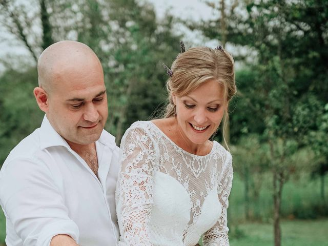 Il matrimonio di Deborah e Antonio a Gornate-Olona, Varese 65