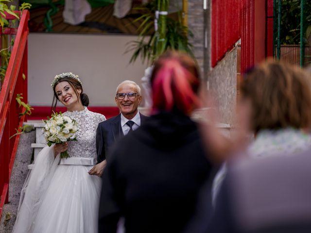 Il matrimonio di Alessia e Francesco a Napoli, Napoli 45