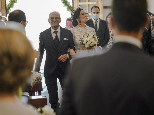 Il matrimonio di Alessia e Francesco a Napoli, Napoli 54