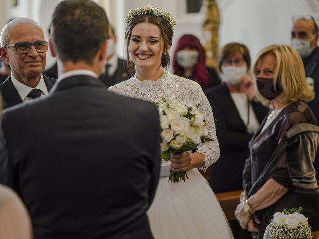 Il matrimonio di Alessia e Francesco a Napoli, Napoli 55