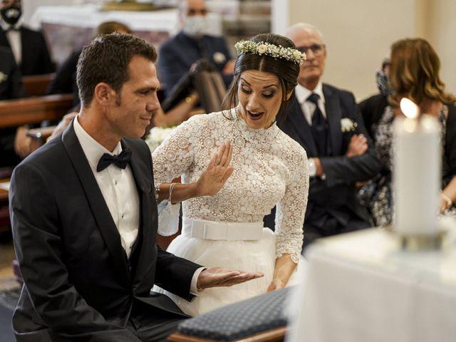 Il matrimonio di Alessia e Francesco a Napoli, Napoli 57