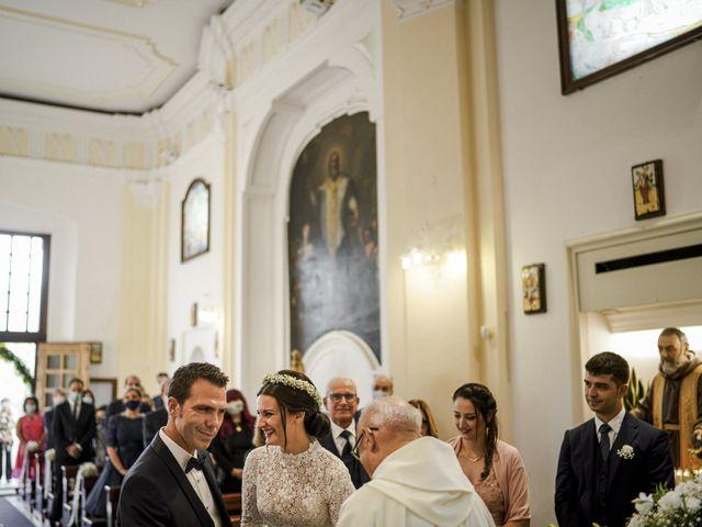 Il matrimonio di Alessia e Francesco a Napoli, Napoli 59