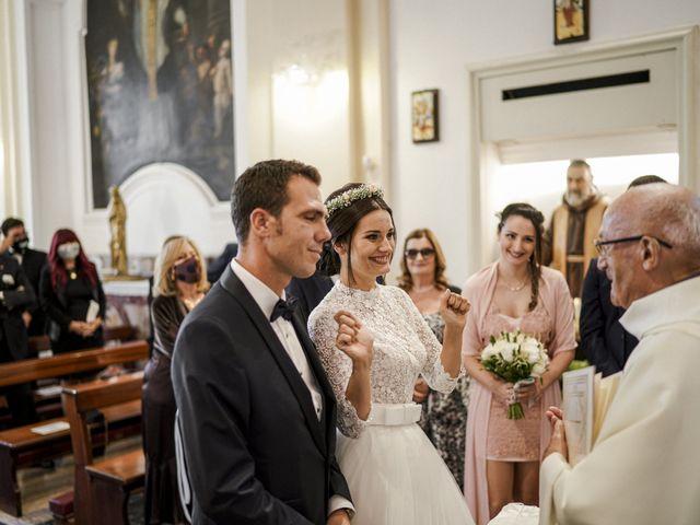 Il matrimonio di Alessia e Francesco a Napoli, Napoli 60