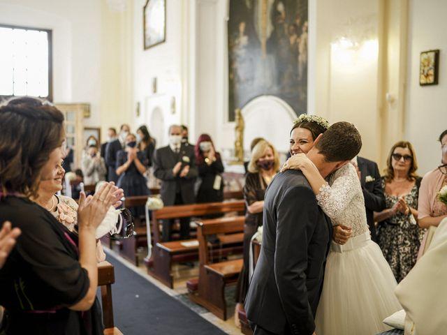 Il matrimonio di Alessia e Francesco a Napoli, Napoli 63