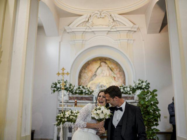 Il matrimonio di Alessia e Francesco a Napoli, Napoli 64