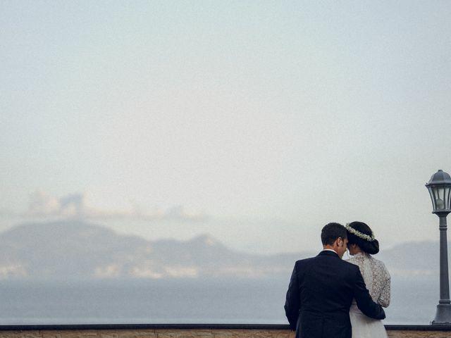Il matrimonio di Alessia e Francesco a Napoli, Napoli 70