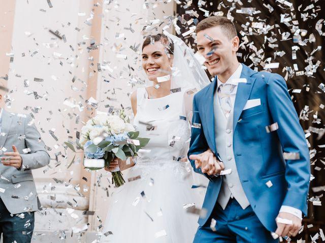 Le nozze di Chiara e Piergiorgio