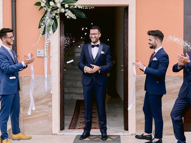 Il matrimonio di Gianluigi e Francesca a Cutro, Crotone 18