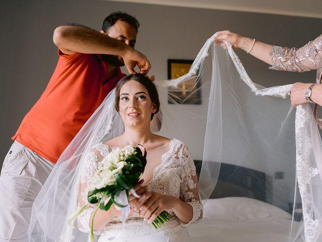 Il matrimonio di Gianluigi e Francesca a Cutro, Crotone 34