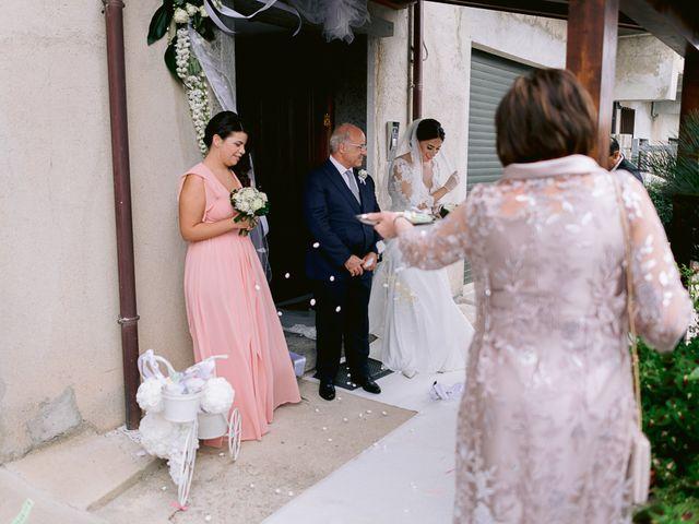 Il matrimonio di Gianluigi e Francesca a Cutro, Crotone 40
