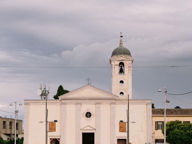 Il matrimonio di Gianluigi e Francesca a Cutro, Crotone 41