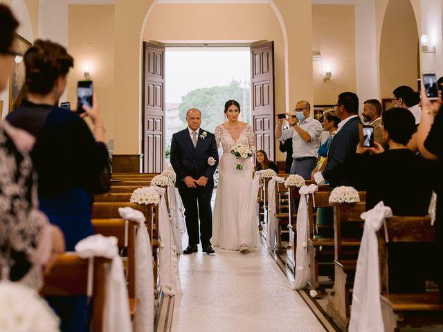 Il matrimonio di Gianluigi e Francesca a Cutro, Crotone 44