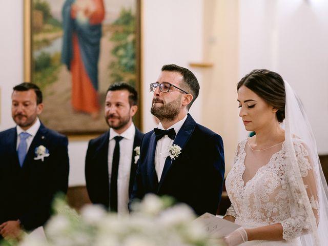 Il matrimonio di Gianluigi e Francesca a Cutro, Crotone 46
