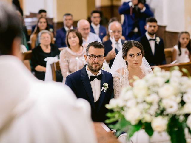 Il matrimonio di Gianluigi e Francesca a Cutro, Crotone 47