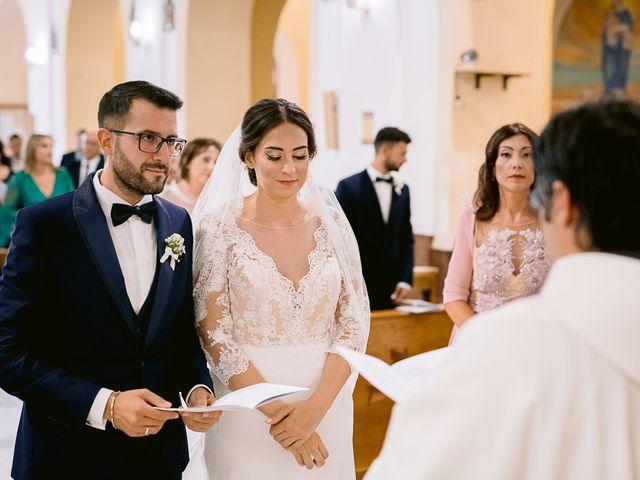 Il matrimonio di Gianluigi e Francesca a Cutro, Crotone 49