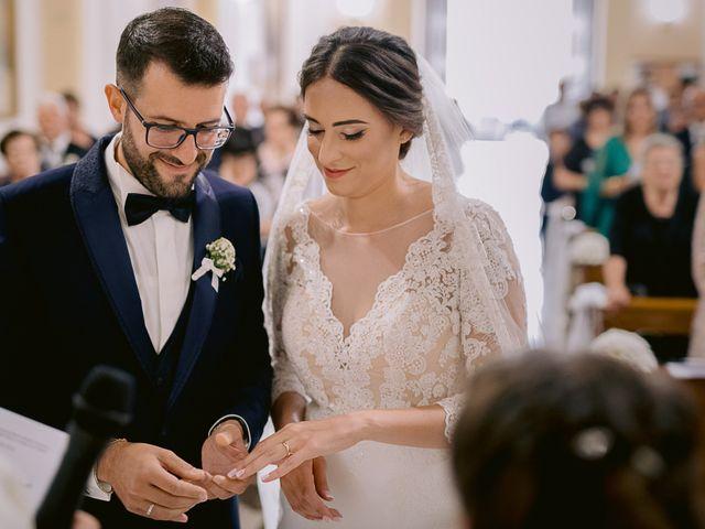 Il matrimonio di Gianluigi e Francesca a Cutro, Crotone 51