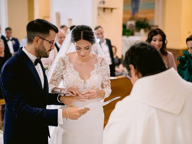 Il matrimonio di Gianluigi e Francesca a Cutro, Crotone 53