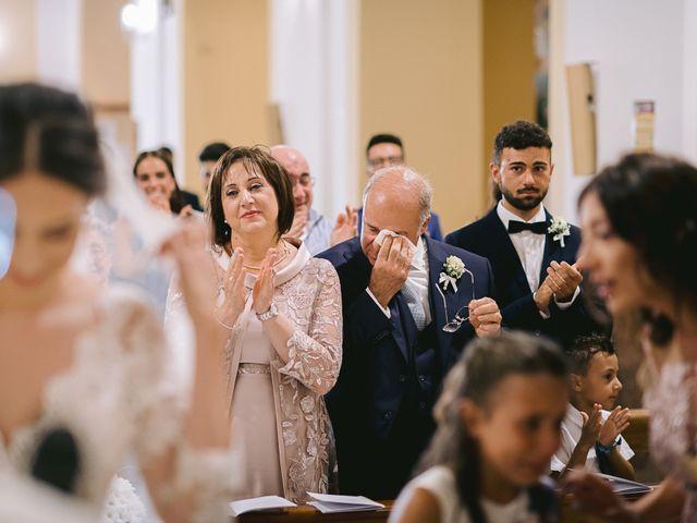 Il matrimonio di Gianluigi e Francesca a Cutro, Crotone 54