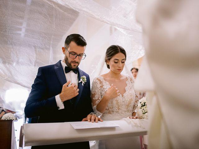Il matrimonio di Gianluigi e Francesca a Cutro, Crotone 55