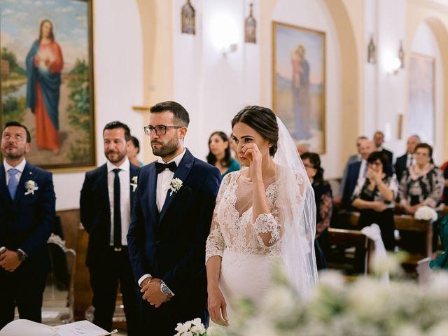 Il matrimonio di Gianluigi e Francesca a Cutro, Crotone 56