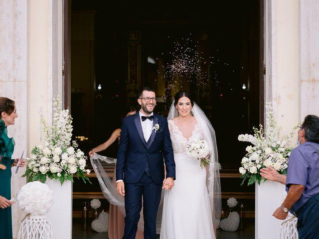 Il matrimonio di Gianluigi e Francesca a Cutro, Crotone 57