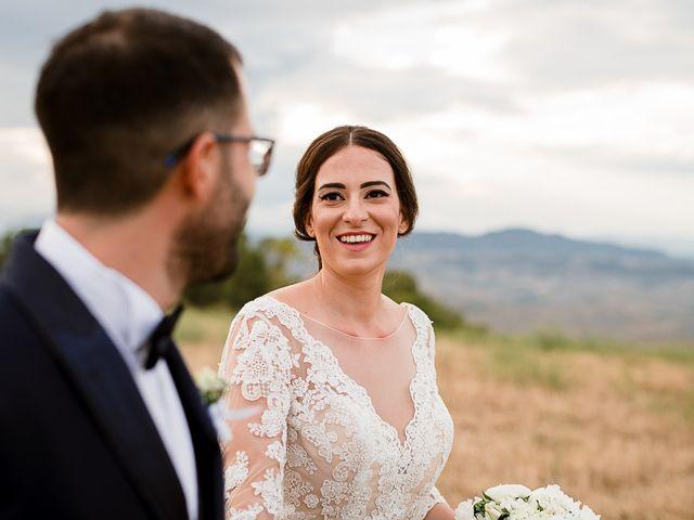 Il matrimonio di Gianluigi e Francesca a Cutro, Crotone 63
