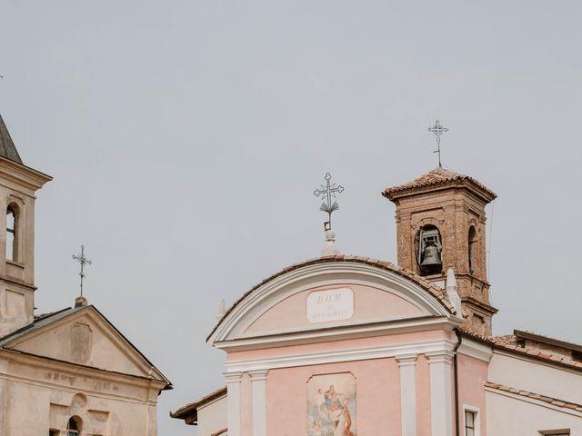 Il matrimonio di Gabriele e Caterina a Serralunga d'Alba, Cuneo 39