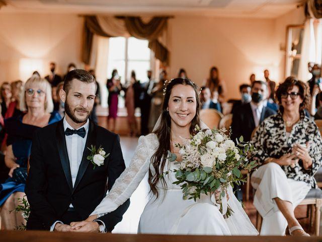 Il matrimonio di Gabriele e Caterina a Serralunga d'Alba, Cuneo 50
