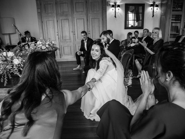 Il matrimonio di Gabriele e Caterina a Serralunga d'Alba, Cuneo 53