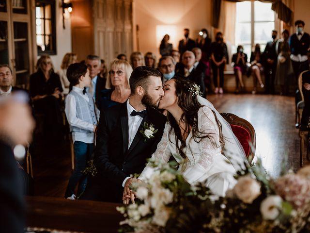 Il matrimonio di Gabriele e Caterina a Serralunga d'Alba, Cuneo 54