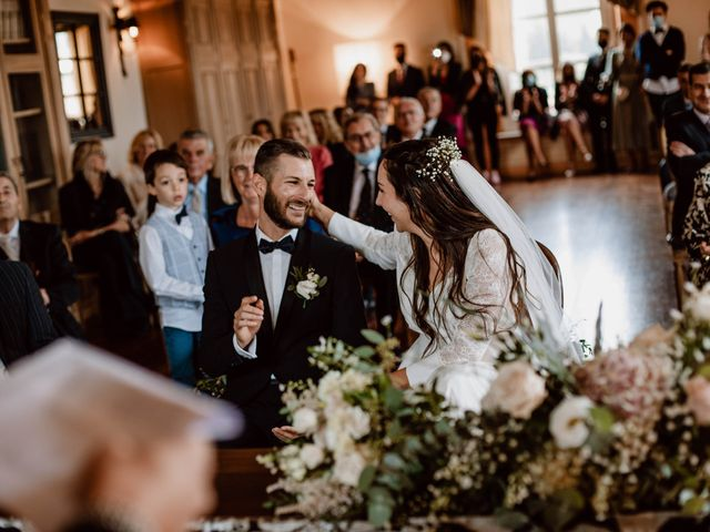 Il matrimonio di Gabriele e Caterina a Serralunga d'Alba, Cuneo 55