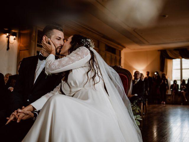 Il matrimonio di Gabriele e Caterina a Serralunga d'Alba, Cuneo 57