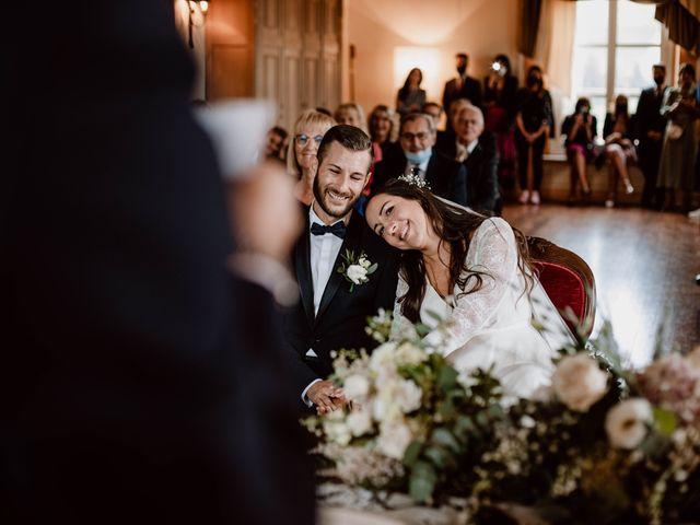 Il matrimonio di Gabriele e Caterina a Serralunga d'Alba, Cuneo 58