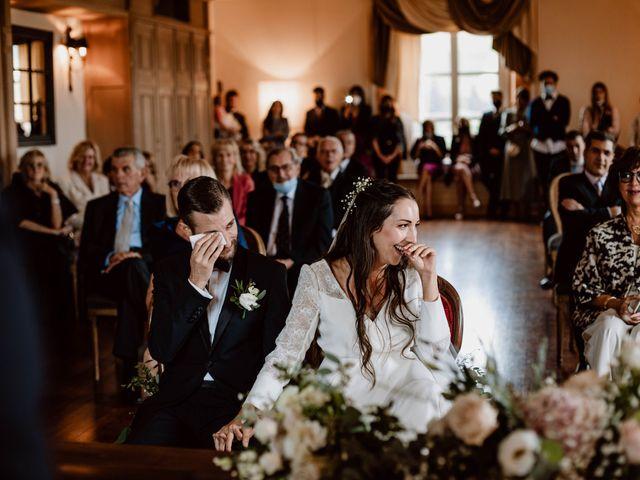 Il matrimonio di Gabriele e Caterina a Serralunga d'Alba, Cuneo 59