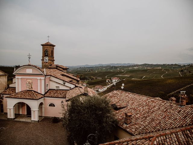 Il matrimonio di Gabriele e Caterina a Serralunga d'Alba, Cuneo 65