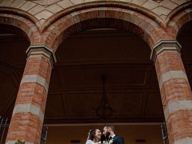 Il matrimonio di Gabriele e Caterina a Serralunga d'Alba, Cuneo 74