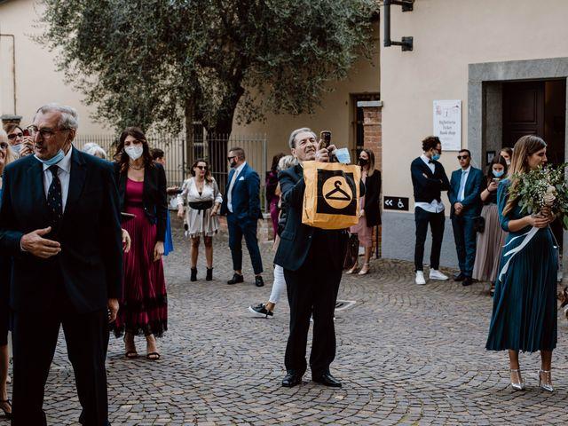 Il matrimonio di Gabriele e Caterina a Serralunga d'Alba, Cuneo 75