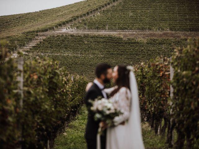 Il matrimonio di Gabriele e Caterina a Serralunga d'Alba, Cuneo 83