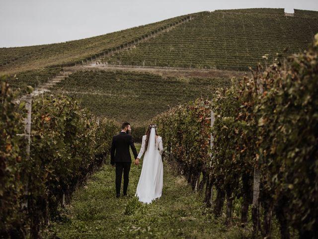 Il matrimonio di Gabriele e Caterina a Serralunga d'Alba, Cuneo 86