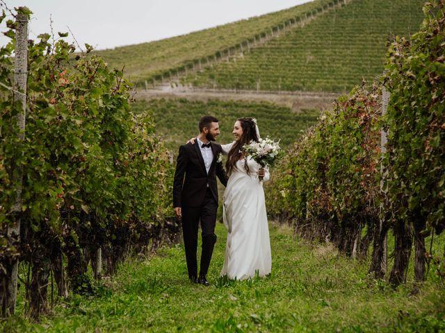 Il matrimonio di Gabriele e Caterina a Serralunga d'Alba, Cuneo 88