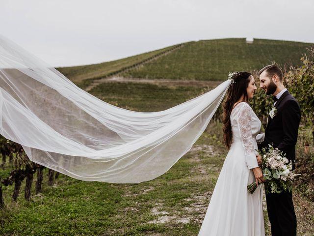 Il matrimonio di Gabriele e Caterina a Serralunga d'Alba, Cuneo 94