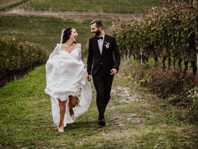 Il matrimonio di Gabriele e Caterina a Serralunga d'Alba, Cuneo 98