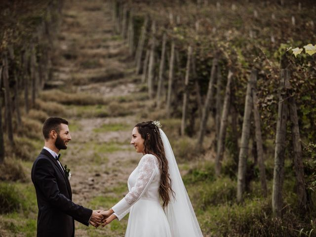 Il matrimonio di Gabriele e Caterina a Serralunga d'Alba, Cuneo 103