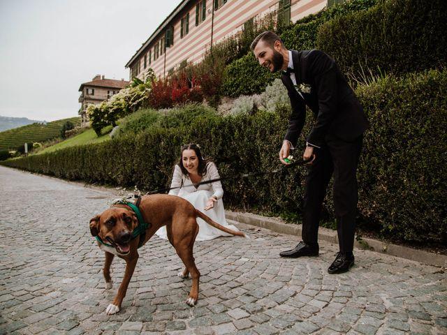Il matrimonio di Gabriele e Caterina a Serralunga d'Alba, Cuneo 105