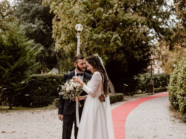 Il matrimonio di Gabriele e Caterina a Serralunga d'Alba, Cuneo 111