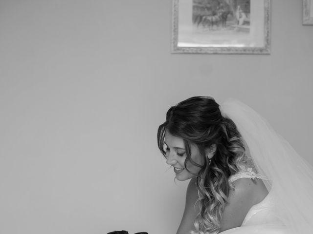 Il matrimonio di Giulia e Andrea a Lesignano de' Bagni, Parma 8