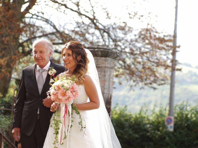 Il matrimonio di Giulia e Andrea a Lesignano de' Bagni, Parma 11