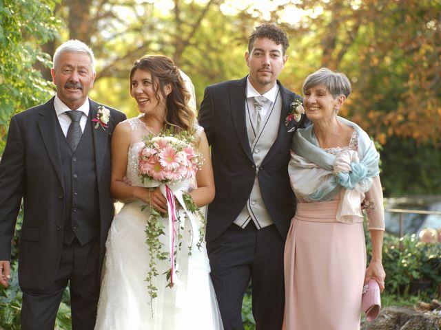 Il matrimonio di Giulia e Andrea a Lesignano de' Bagni, Parma 18