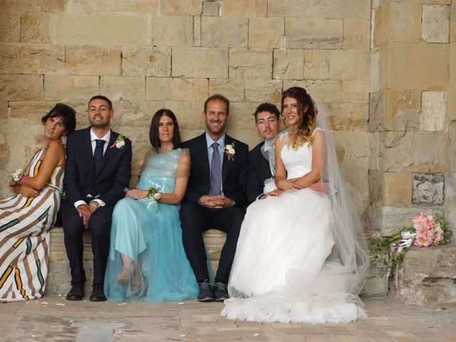 Il matrimonio di Giulia e Andrea a Lesignano de' Bagni, Parma 19